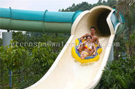 Easy Install Custom Water Slides Fiberglass Water Park / Theme Park Solutions