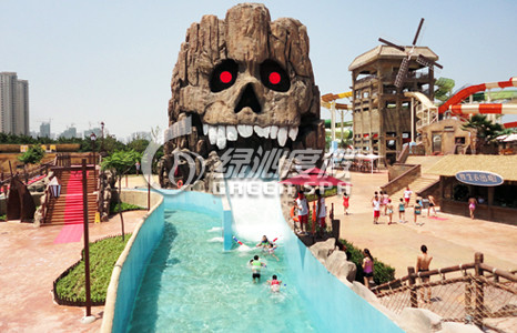 Custom Outdoor Water Park Lazy River for Park Play Equipment and Summer Entertainment