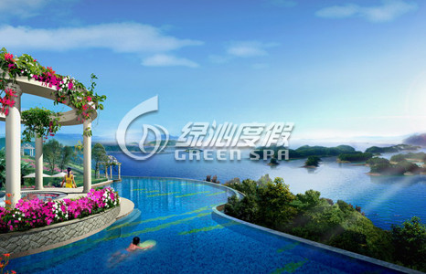 Aqua Park swimming pools design and construction for Adults and Children Water Sports game